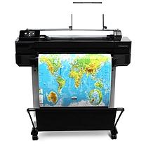 惠普 HP A1 幅面绘图仪 DesignJet T520 24英寸(CQ890C)