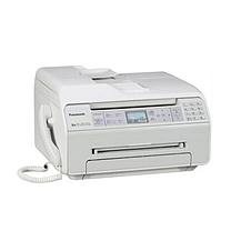 松下 Panasonic 传真机 KX-MB1666CN  黑白激光多功能一体机网络打印复印
