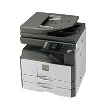 夏普 SHARP A3黑白数码复印机 AR-2048N (双纸盒、双面输稿器、国产工作台)