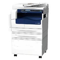 富士施乐 FUJI XEROX A3黑白数码复印机 DocuCentre S2520NDA (双纸盒、双面输稿器、传真机组件、工作台)