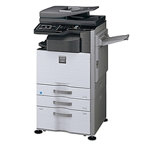 夏普 SHARP A3彩色数码复印机 SF-S261NC (单纸盒、双面输稿器)