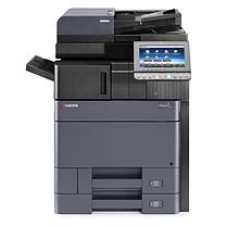 京瓷 Kyocera A3彩色数码复印机 TASKalfa2552ci  (复印/网络打印/网络扫描/双面器/双纸盒/双面输稿器/国产工作台)