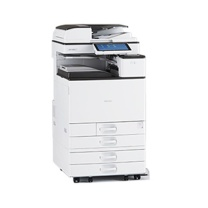 理光 RICOH 彩色低速数码复印机 MPC2504SP A3/A4 (灰白)