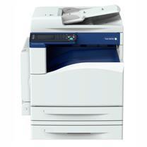 富士施乐 FUJI XEROX A3彩色数码复印机 DocuCentre SC2020 CPS DA (双纸盒、第三方工作台)