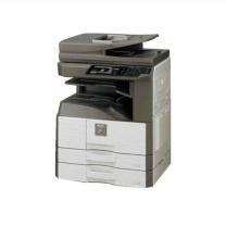 夏普 SHARP A3黑白数码复印机 MX-2658NV (双纸盒、双面输稿器、国产工作台)