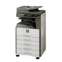 夏普 SHARP A3黑白数码复印机 MX-M3158NV (双纸盒、双面输稿器)