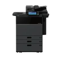 东芝 TOSHIBA A3黑白数码复印机 e-STUDIO 6508A (复印/网络打印/网络扫描/双面器/四纸盒/双面输稿器)