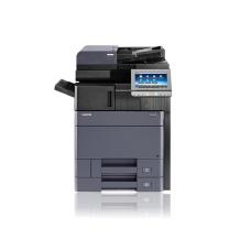 京瓷 Kyocera A3黑白数码复印机 TASKalfa5002i (复印/网络打印/网络扫描/双面器/双纸盒/双面输稿器/国产工作台)