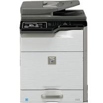 夏普 SHARP A3黑白数码复印机 MX-5608N (双纸盒、双面输稿器)