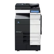 柯尼卡美能达 KONICA MINOLTA A3黑白数码复印机 bizhub 558 (四纸盒、双面输稿器)