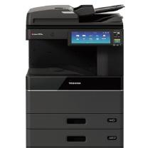东芝 TOSHIBA A3黑白数码复印机 e-STUDIO 3018A (复印/网络打印/网络扫描/双面器/双纸盒/双面输稿器/工作台)