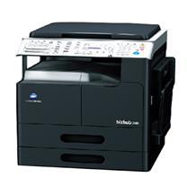 柯尼卡美能达 KONICA MINOLTA A3黑白数码复印机 bizhub 246 (双纸盒、双面输稿器、原装工作台)