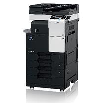 柯尼卡美能达 KONICA MINOLTA A3黑白数码复印机 bizhub 367 (双纸盒、双面输稿器、原装工作台)