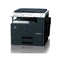 柯尼卡美能达 KONICA MINOLTA A3黑白数码复印机 bizhub 206 (单纸盒、盖板、工作台)
