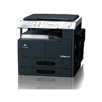 柯尼卡美能达 KONICA MINOLTA A3黑白数码复印机 bizhub 206 (单纸盒、双面输稿器、工作台)