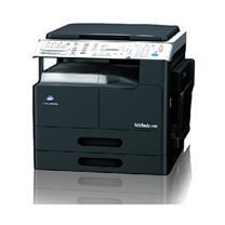 柯尼卡美能达 KONICA MINOLTA A3黑白数码复印机 bizhub 246 (双纸盒、双面输稿器、网卡、工作台)