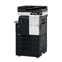 柯尼卡美能达 KONICA MINOLTA A3彩色数码复印机 bizhub C368 (四纸盒、双面输稿器、排纸处理器)