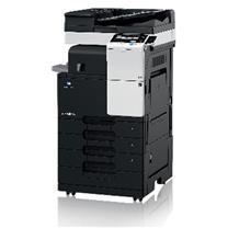 柯尼卡美能达 KONICA MINOLTA A3彩色数码复印机 bizhub C308 (四纸盒、双面输稿器)