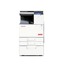 震旦 AURORA 复印机 ADC225 彩色激光A3打印机一体机网络打印扫描 主机+双面输稿器+工作台