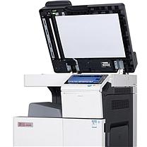 震旦 AURORA 数码复合机 ADC367 复印机A3彩色 打印机一it就 主机+双面输稿器+工作台