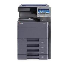 京瓷 Kyocera A3彩色数码复印机 TASKalfa5052ci (复印/网络打印/网络扫描/双面器/双纸盒/双面输稿器/国产工作台)