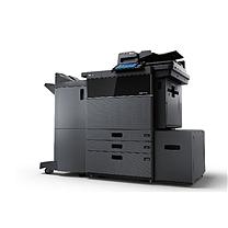 东芝 TOSHIBA A3彩色数码复印机 e-STUDIO 7506AC (主机,双面器,四纸盒、双面同步扫描输稿器、鞍式装订器)