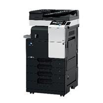 柯尼卡美能达 KONICA MINOLTA A3彩色数码复印机 bizhub C368 (双纸盒、双面输稿器、原装工作台)