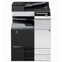 柯尼卡美能达 KONICA MINOLTA A3彩色数码复印机 bizhub C308  (双纸盒、双面输稿器、工作台)