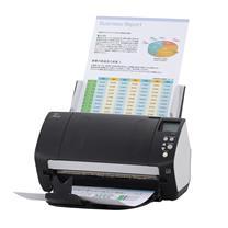 富士通 FUJITSU A4高速双面文档扫描仪 Fi-7160 (标配三年保修)