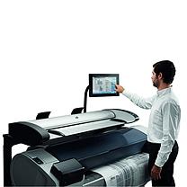 惠普 HP 大幅面扫描仪 HP SD Pro 44-in
