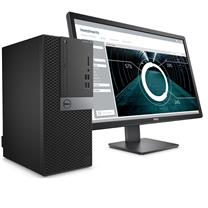 戴尔 DELL 台式电脑套机 OptiPlex 7040 MD10726 23.8英寸(E2416H) i5-6500 4G 128G SSD 2G独显 DVDRW Win7Pro 三年上门  (BAT)