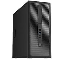 惠普 HP 台式电脑主机 800G2 TWR i3-6100 4G 500G 集显 DVDRW Win7home 3年保