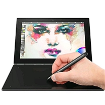 联想 lenovo YOGA BOOK 二合一平板电脑 X5-Z8550 (雅黑色) 10.1英寸 (Intel 4G/64G Windows WIFI版)