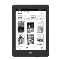 国文当当阅读器 OBOOK86G 6英寸 8G WIFI light版 (黑)