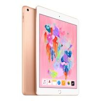 苹果 Apple 平板电脑 MRJP2CH/A iPad 2018年新款9.7英寸 128G WLAN版 (金色)