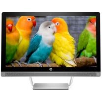 惠普 HP 一体式电脑 490 G3 23.8-in Non-Touch All-in-One PC-G1011000057 23.8英寸 I5-7500T 4G 1TB DVDRW 集显 无系统 三年上门 (BAT)