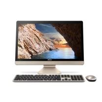 华硕 ASUS 一体式电脑 A6431-000132 21.5英寸 G4405U 4G 1TB 无光驱 GT930_2G独显 无系统 3年上门