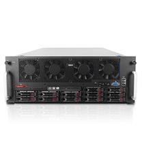联想 lenovo 机架式服务器 ThinkServer RQ940 E7-4820v2*2 16G*4 600G*2 1.2T*9 Raid720I DVDRW 1600W*2 3年保修