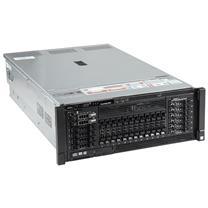 戴尔 DELL 服务器 R930 PowerEdge E7-4820V4*4 16G*8 1.8T SAS 10K*6 H730P 1100W*2 导轨 三年上门