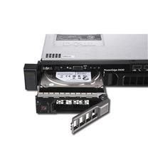 戴尔 DELL 服务器 R430 E5-2603V4/8G*2/300G 15K 2.5*1/H330/DVD/导轨