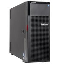 联想 lenovo 服务器 ThinkServer TD350 2*E5-2630v4 4*16GB DDR4 5x3.5热插拔盘位 4*4TB SATA 7.2k 480GSSD 板载 R110i (BAT)