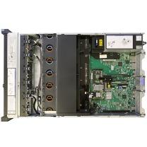 """联想 lenovo 服务器 System X3650M5 2*E5-2609V4 8*16G 8x2.5""""盘位 3*1T SAS 7.2K 1*300G SAS 10K (黑色) M5210 1G DVDROM 6个千兆网口 三年上门(BAT)"""