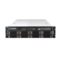 深信服 服务器 aServer-2105 2*E5-2630V4 128G 12*SATA/SAS盘位 128G系统盘 1*480G SSD缓存盘 6个GE接口 (黑色) 2*4T SATA 3.5寸 7.2K 深信服计算服务器虚拟化软件V5.0(BAT)