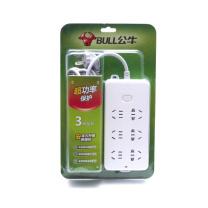 公牛 BULL 拖线板插座 GN-216 总控6位 5米  (2017新国标)