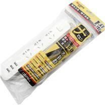 晨光 M&G 拖线板插座 AEA98635 总控3位 1.8米 3个USB