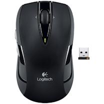 罗技 Logitech 无线激光鼠标 M545 (黑色)