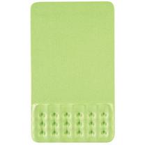 山业 SANWA 多孔透气鼠标垫 MPD-GEL20G (绿色)