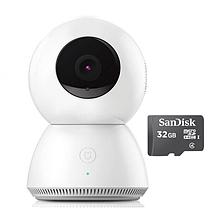 小米 MI 米家小白智能摄像机 夜视 360度