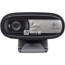 罗技 Logitech 摄像头 C170 (黑色)