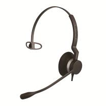 捷波朗 Jabra 话务耳麦 BIZ 2300 Mono QD 单耳 QD接口 降噪 不含线